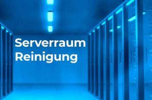 Computerreinigung Serverraum